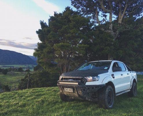 Ford Ranger custom