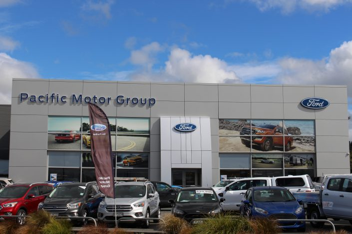 PMG Whangarei Ford and Mazda