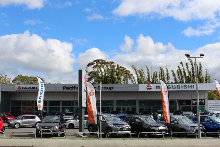 PMG Mitsubishi and Suzuki, Whangarei