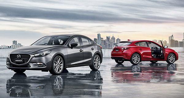Mazda Finance Promo