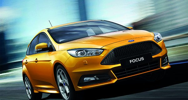 Ford Focus Promotion