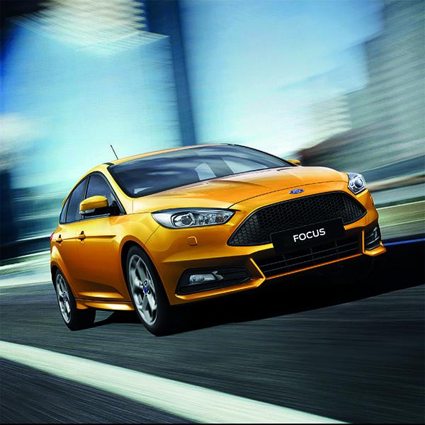 Sporty Ford Focus: Northland Ford Dealer