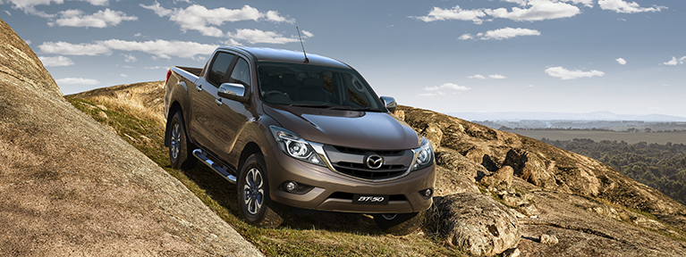 Mazda BT-50 field days specials