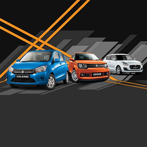 Suzuki Finance Offer