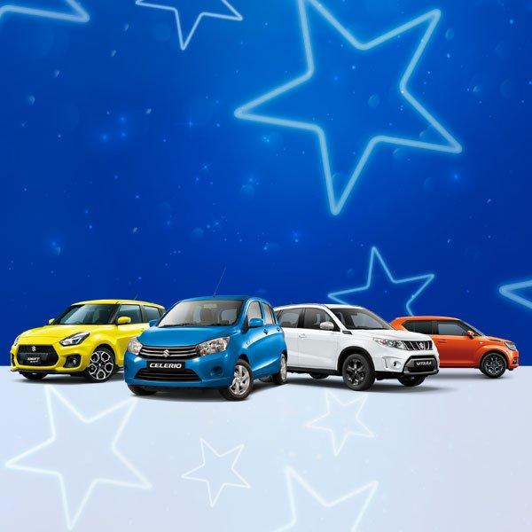 Suzuki no deposit finance