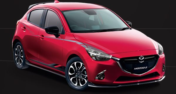 Mazda 2 Limited Edition Promo