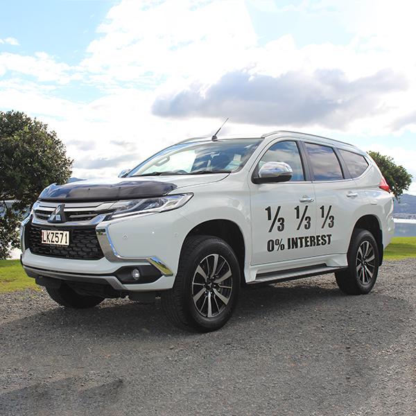 Mitsubishi Pajero VRX