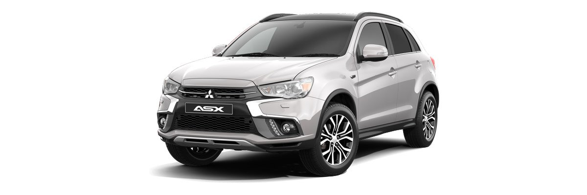 Mitsubishi Asx Silver