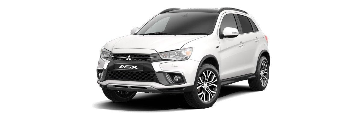 Mitsubishi ASX White