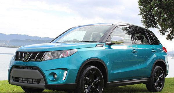 Vitara Free Safari Pack