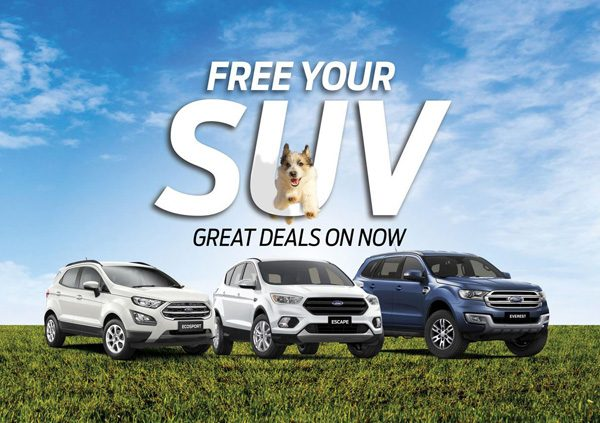 Ford SUV Offer