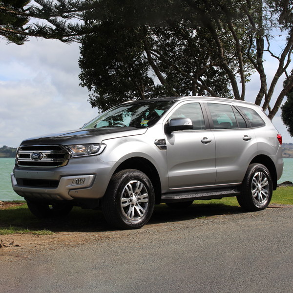 2018MY Ford Everest