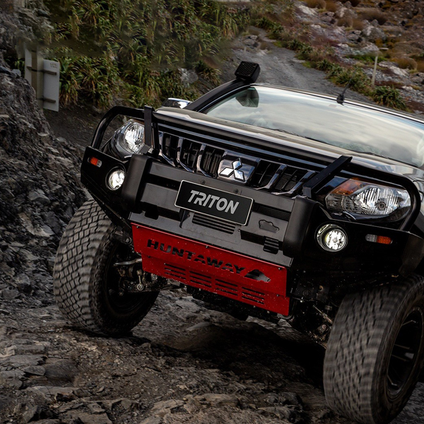 Mitsubishi Triton Huntaway