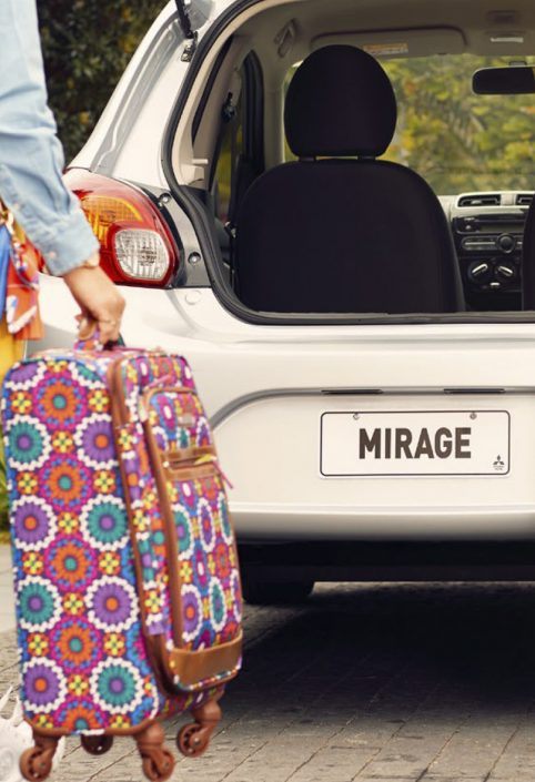 Mirage Cargo Space
