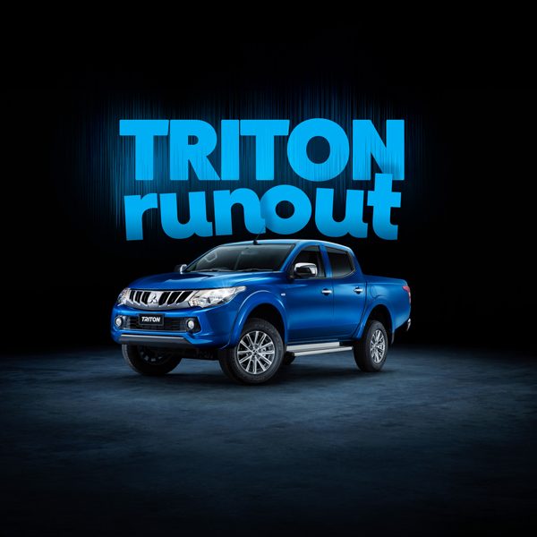 2018 Triton 2WD Promotion