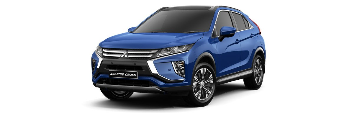 Eclipse Cross Blue