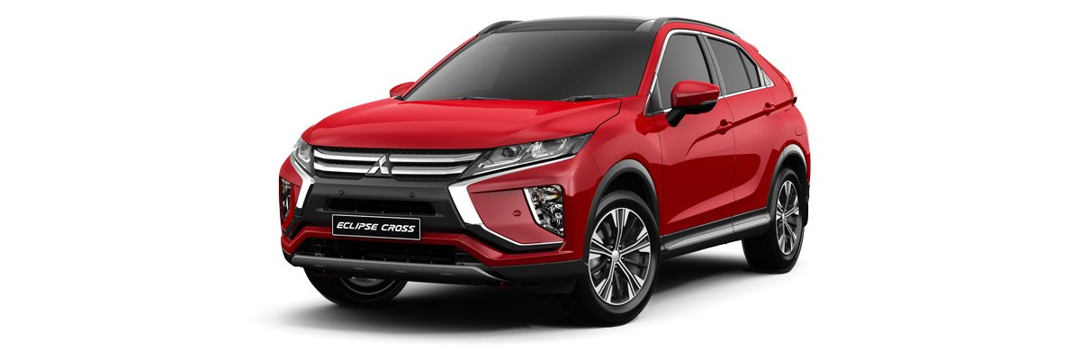 Eclipse Cross Red