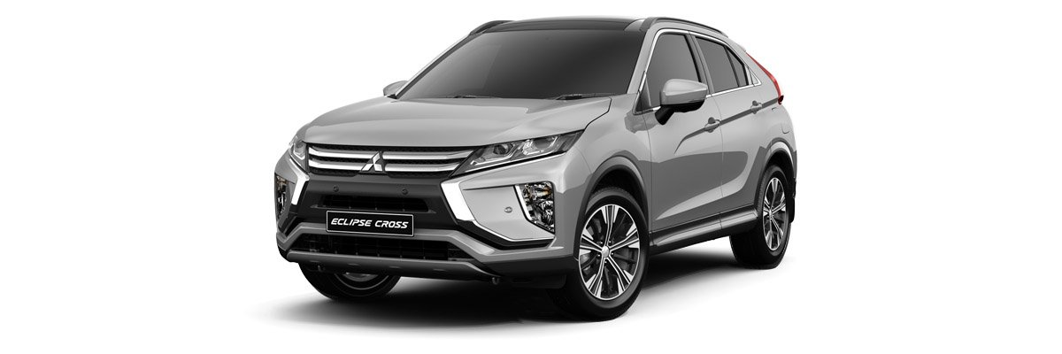 Eclipse Cross Silver
