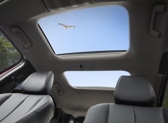 Eclipse Cross Sunroof