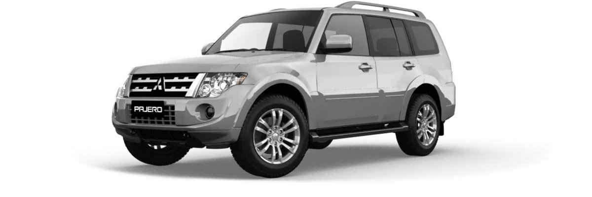 Pajero Sterling Silver