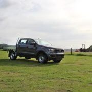 Ford Ranger XL Demo