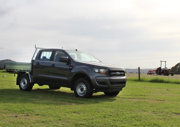 Ford Ranger XL Demo