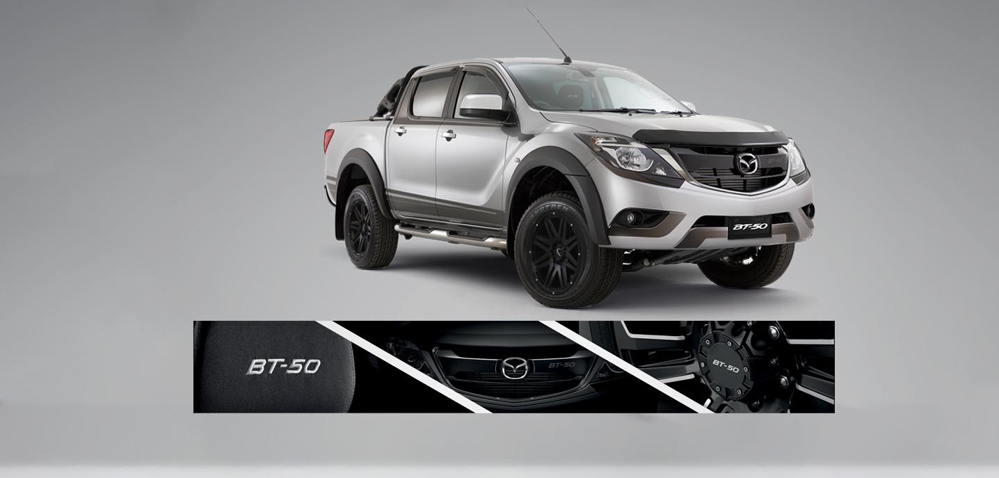 Mazda BT-50 Special Edition