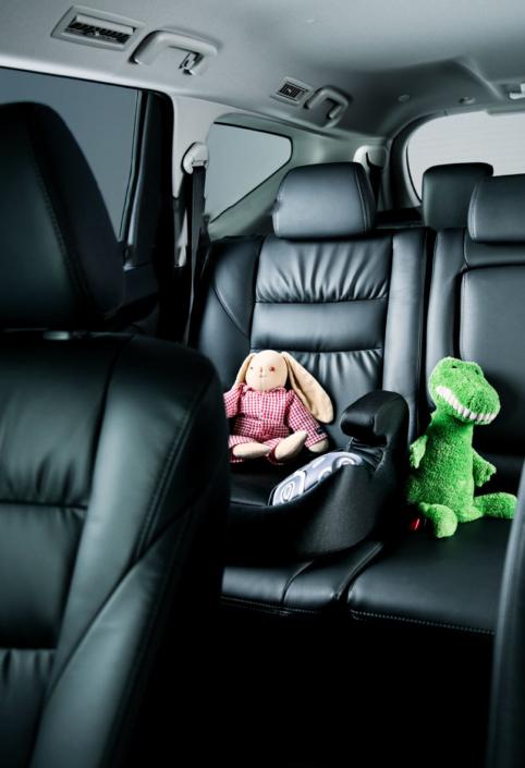 Pajero Sport Interior Seats