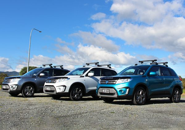 Suzuki Vitara JLX With Safari Pack