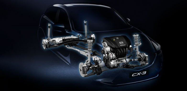 CX-3-Engine