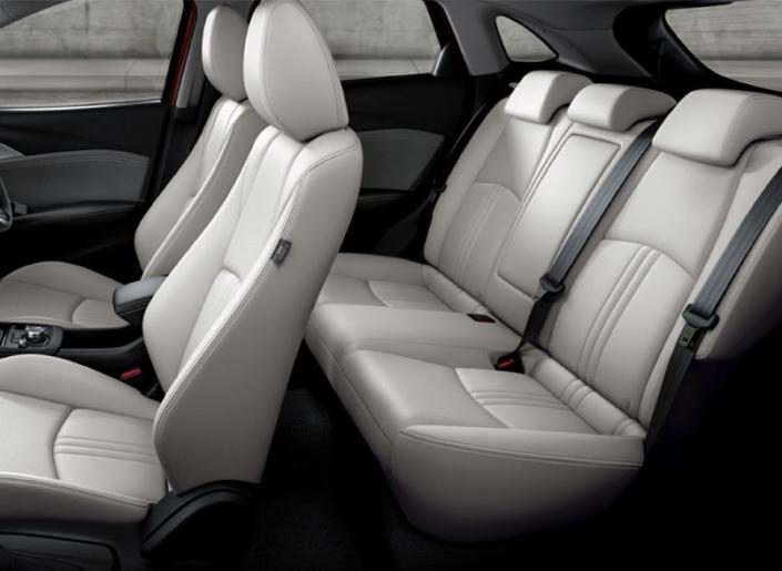 Mazda-CX-3 Interior