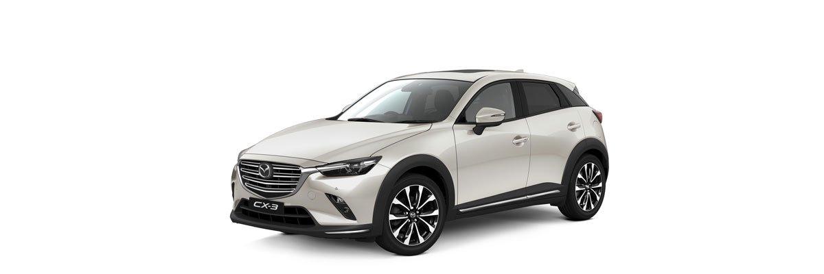 Mazda-CX-3-Snowflake-White-Pearl Mica
