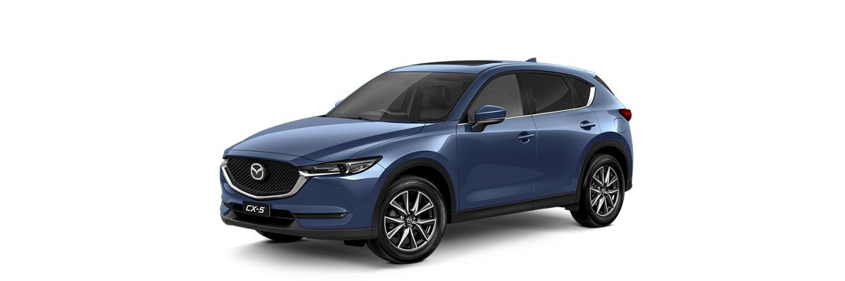 Mazda-CX-5-Eternal-Blue Mica