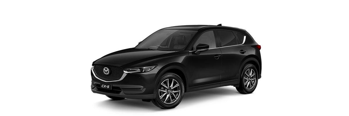 Mazda-CX-5-Jet-Black Mica
