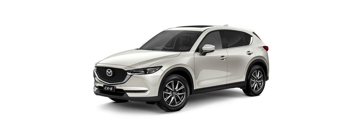 Mazda-CX-5-Snowflake-White-Pearl Mica