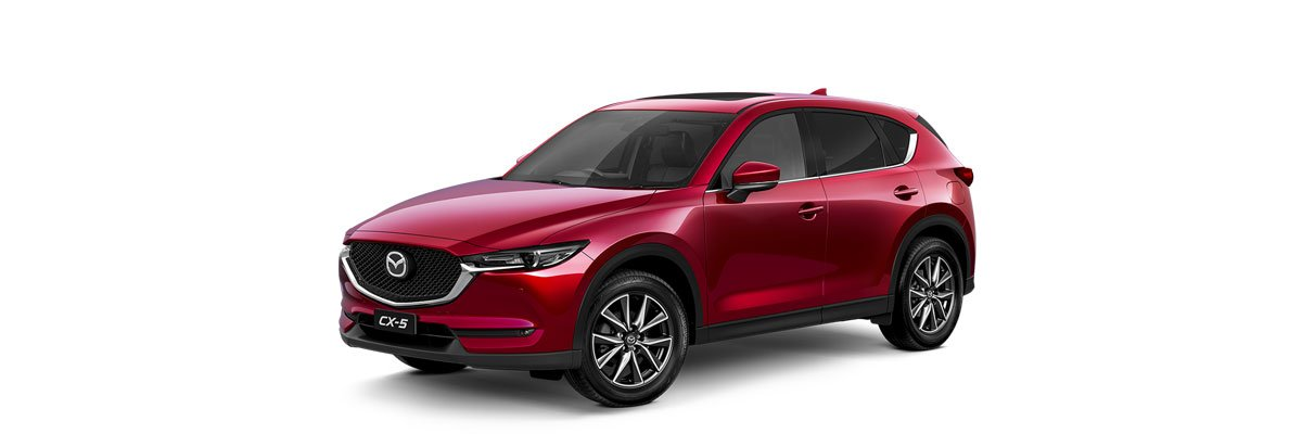 Mazda-CX-5-Soul-Red Crystal Metallic