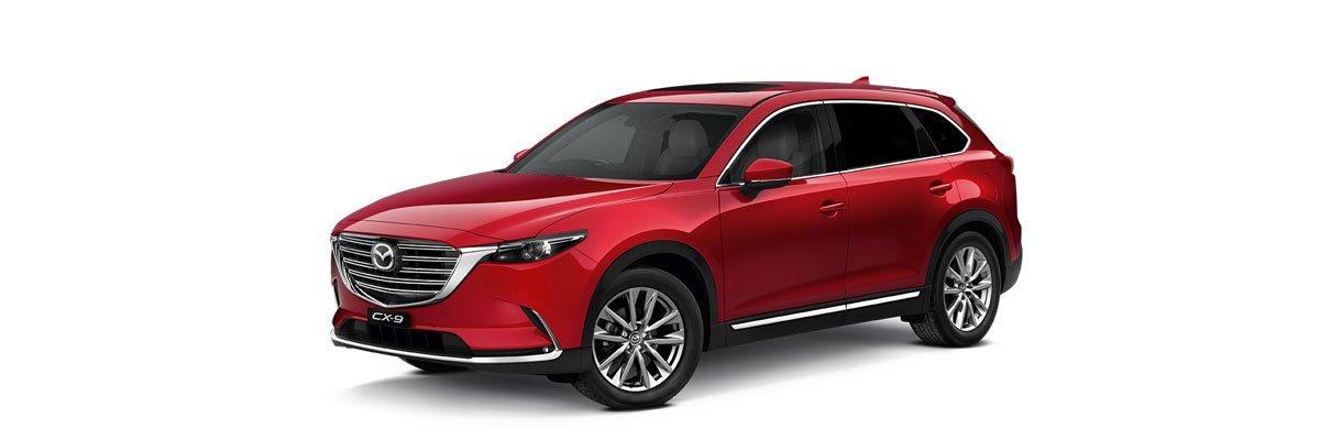 Mazda-CX-9-Soul-Red-Crystal Metallic