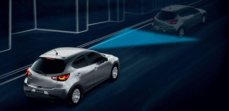 Mazda2 Safety