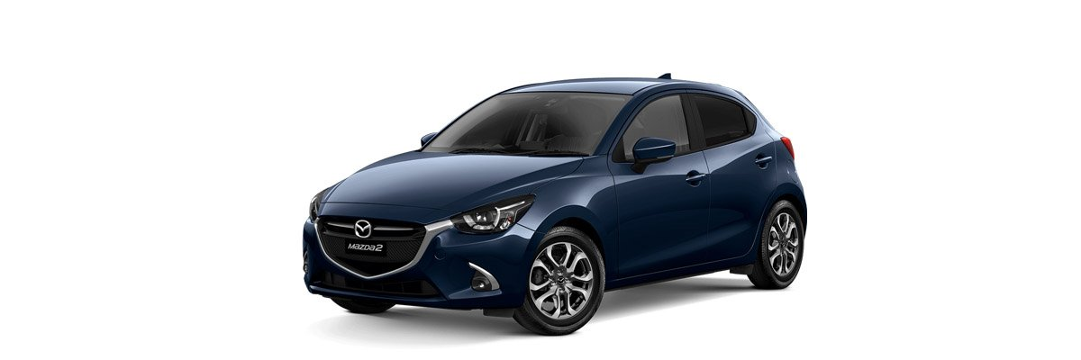 Mazda2 Deep Crystal