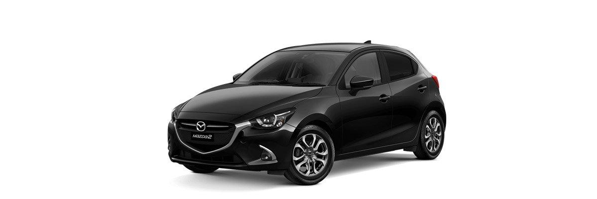 Mazda2 Jet Black
