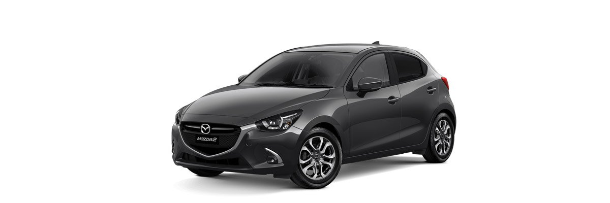 Mazda2 Machine Grey Metallic