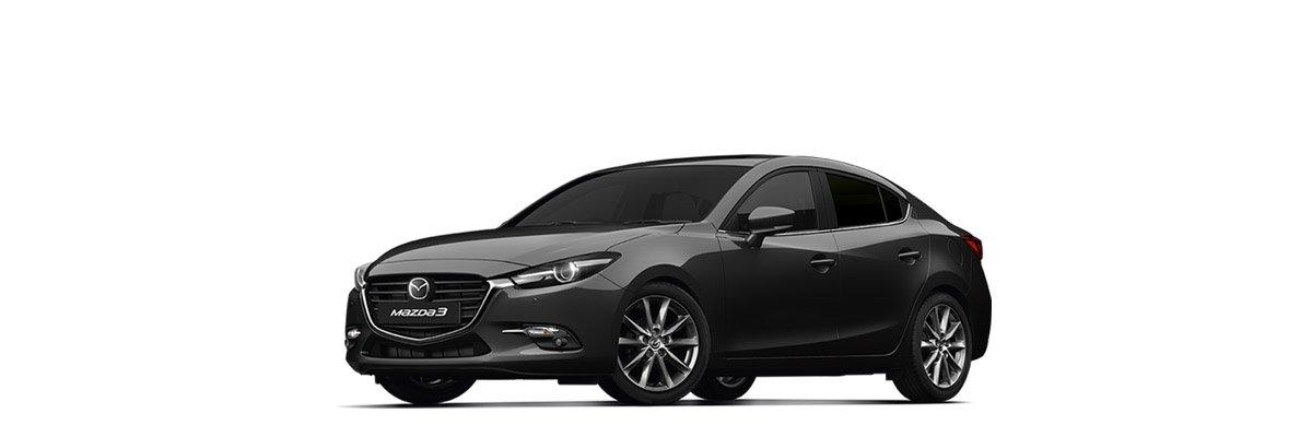 Mazda3 Jet Black