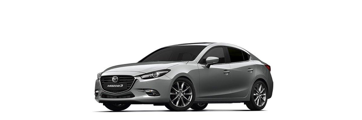 Mazda3 Sonic Silver Metallic