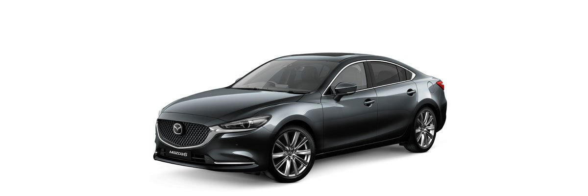 Mazda6-Machine-Grey Metallic