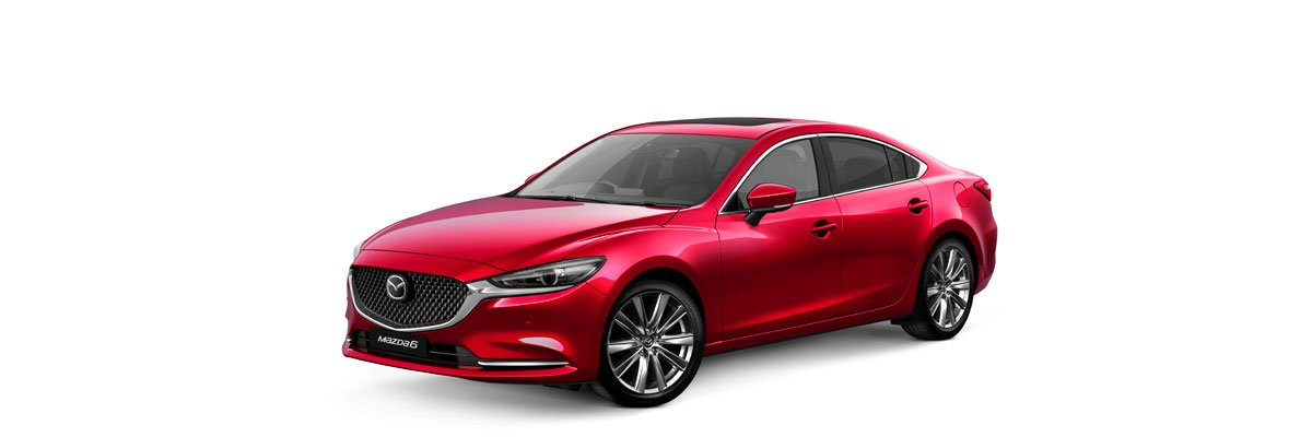 Mazda6-Soul Red Crystal Metallic