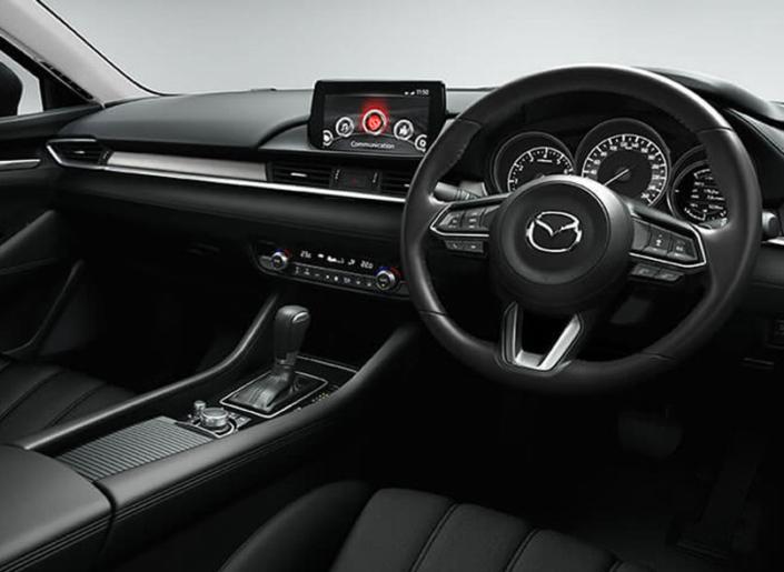 mazda6-Interior