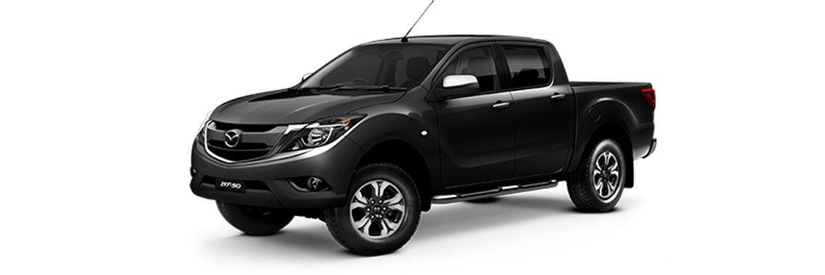 Mazda-BT-50-Black-Mica