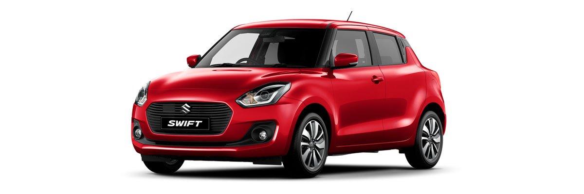 Suzuki-Swift-Burning-Red-Pearl-Metallic
