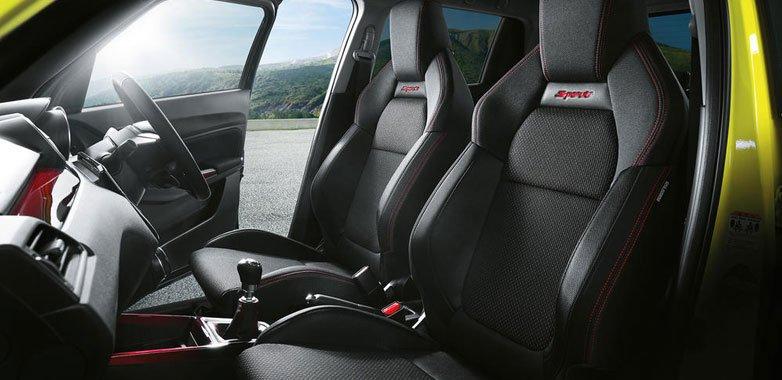 Suzuki-Swift-Interior