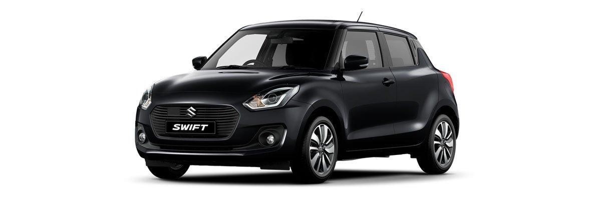 Suzuki-Swift-Super-Black-Pearl